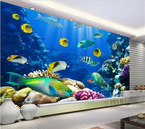 Sale Sticker 3d Besar aliexpress buy 3d wallpaper custom mural non woven