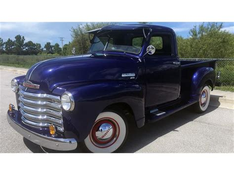 1949 to 1951 chevrolet 3100 for sale on classiccars