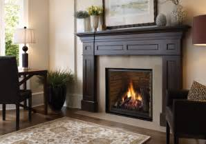 Living Room With Gas Fireplace Regency Liberty L965e Gas Fireplace Traditional Living