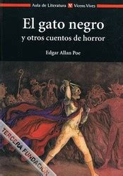 el gato negro y 8466655719 el gato negro y otros cuentos de horror ficha biblioteca la tercera fundaci 243 n