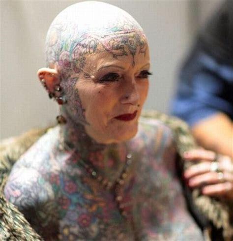 tattooed dicks world s most senior tattooed