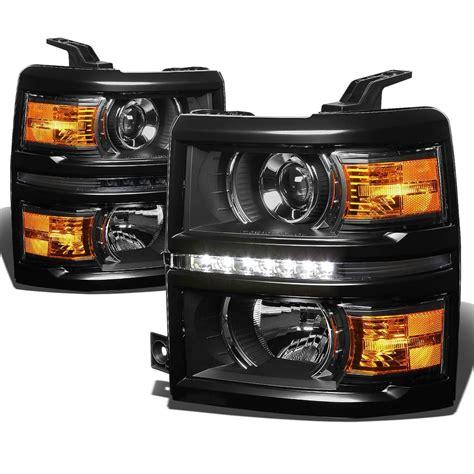 2014 chevy silverado led lights 2014 15 chevy silverado 1500 led projector