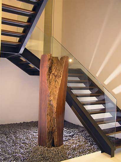barandilla escalera interior barandilla en vidrio para escalera interior casa