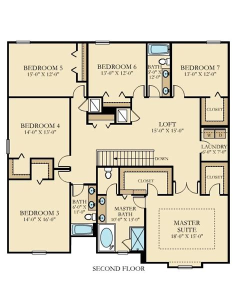 lennar home floor plans himalayan floor plan lennar 2 2