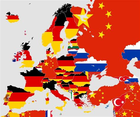 major trading partner  europe  surrounding areas