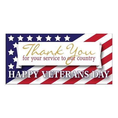 thank you for your service thank you for your service to our country banner m n