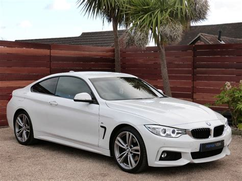 White Bmw For Sale by Used Alpine White Bmw 428i For Sale Dorset