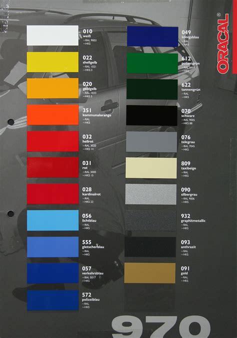oracal matt oracal serie 970 car wrapping cast folie matte farbt 246 ne