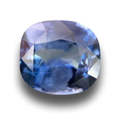 Blue Sapphire Medium Blue 1 8 carats medium blue sapphire gemstone