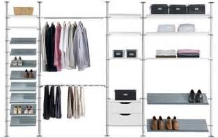 ikea wardrobe pole system ideas advices for closet