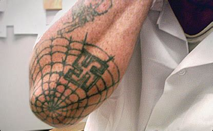 the spider web tattoo what does it mean be happy get