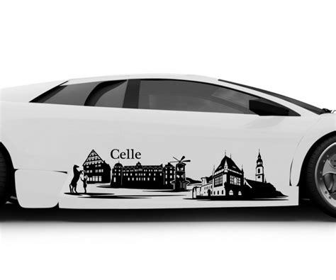 Autoaufkleber Xxl by Autoaufkleber Celle Tattoo Xxl Skyline Car Sticker Auto