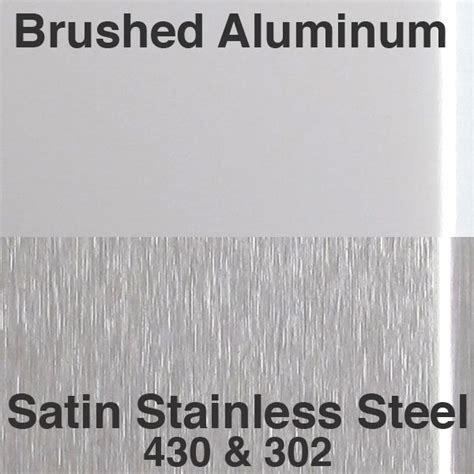alloy steel vs stainless steel comparison of aluminum alloy and steel autos post