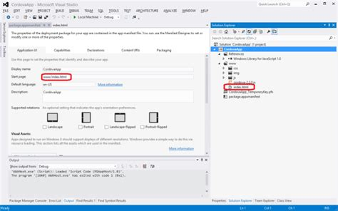 phonegap project template using phonegap in windows store applications codeproject