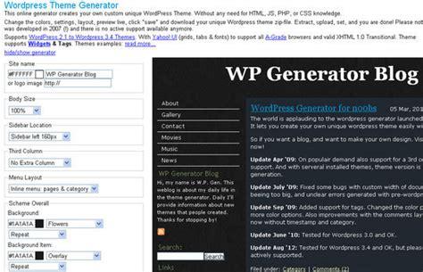 theme generator for stories 워드프레스 검색최적화 및 테마 개발에 도움되는 태그 및 치트시트 모음