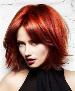 stylish colouredbob hairstyles for 15 thick medium length hairstyles hairstyles haircuts