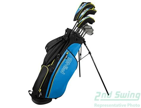 2nd swing golf clubs ping thrive complete golf club set 2nd swing golf