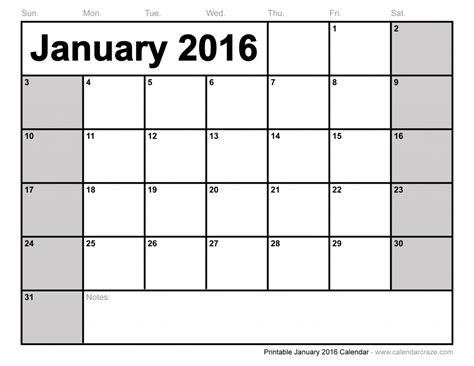 daily planner january 2016 daily calendar january 2016 seterms com
