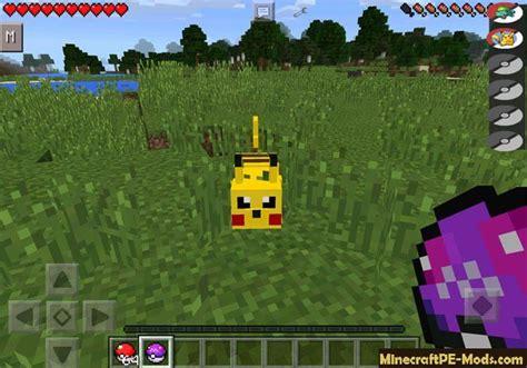 mod in minecraft pe pixelmon mod for minecraft pe 1 2 20 1 2 14 1 2 13 1 2