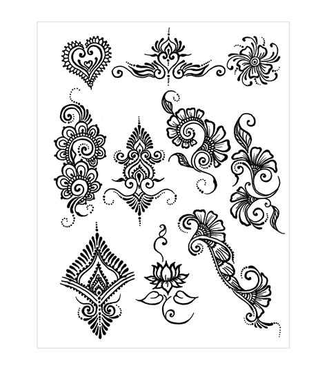 basics of design layout typography for beginners free download akyio henna stencils pack earth henna designs joann