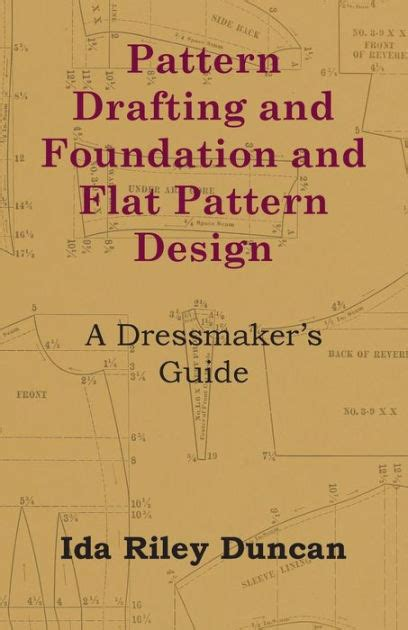 a pattern language barnes and noble pattern drafting and foundation and flat pattern design