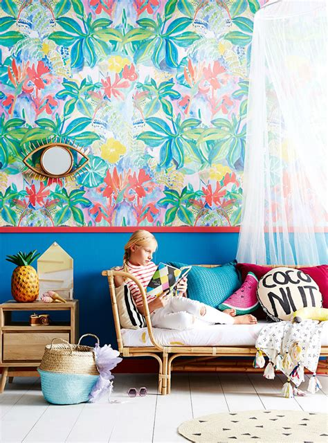 decor trends summer d 233 cor trends 2017 the best kids tropical bedroom
