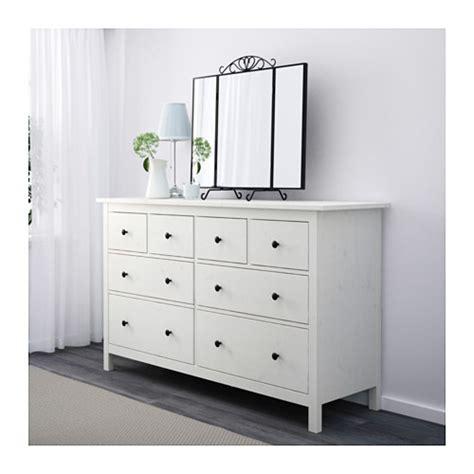 hemnes 8 drawer dresser white stain airbnbish