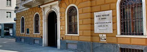 Banca Popolare Di Servizio Clienti by Banca Popolare Di Sondrio Puntoit Servizi Informatici