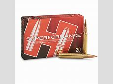 Hornady Superformance, .30-06 Springfield, GMX, 165 Grain ... Gmx