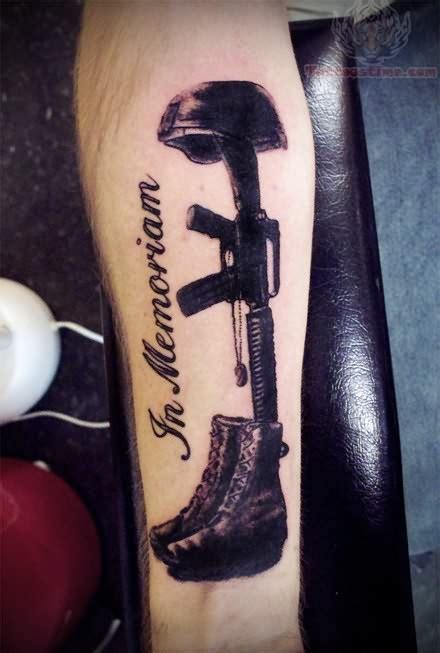 tattoo design equipment 45 memorial army tattoos ideas