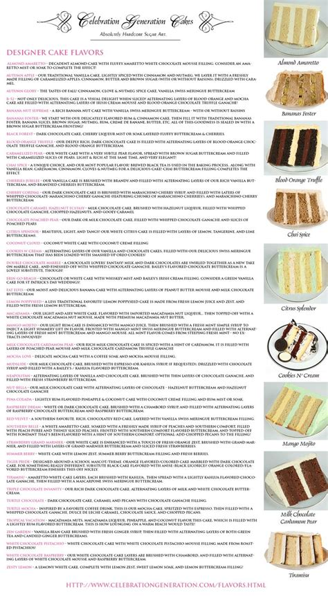 Wedding Cake Flavours by 25 Best Ideas About Wedding Cake Flavors On