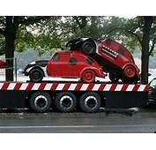 Strange Vehicles