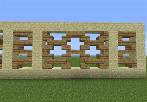 pattern house minecraft the most awesome images on the internet modern fence