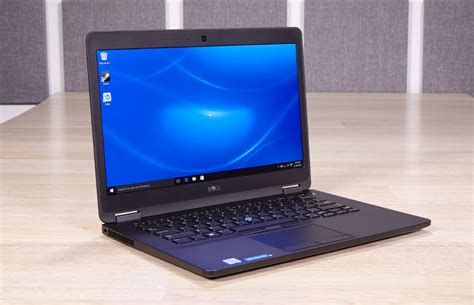 best dell latitude laptop dell latitude e7470 review and benchmarks
