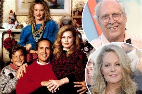images of christmas vacation characters national loon s christmas vacation see the cast then