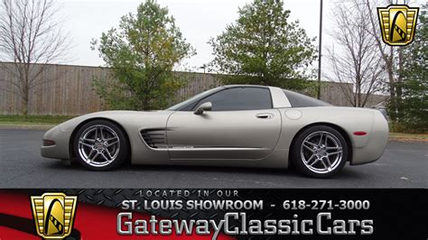 2000 chevrolet corvette for sale classiccars com cc 905428 2000 chevrolet corvette is listed s 229 ld on classicdigest in ofallon by gateway classic cars for