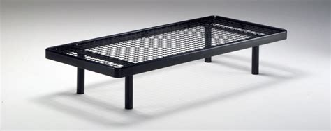 metal bed base single bed base theta