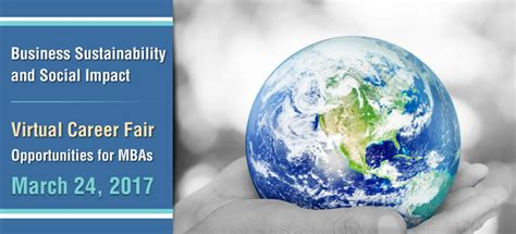 Corporate Sustainability Mba by Fair Details