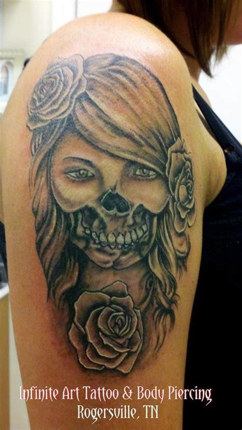 living dead tattoo by joey ellison infinite art