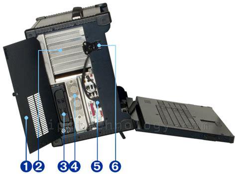 rugged portable workstation dual processor rugged portable workstation with dual