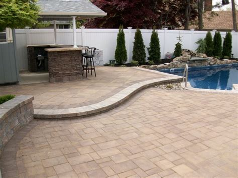 Multi Level Patio Designs by Patios Multi Level Patios Anthony Landscaping