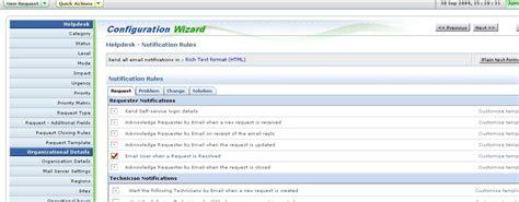 web based help desk manageengine servicedesk plus