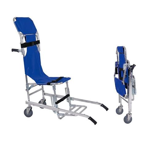 two person chair carry cheap folding evacuation stair stretcher chair for