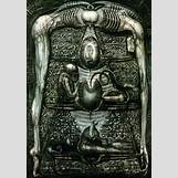 H.r. Giger Alien Wallpaper | 832 x 1193 jpeg 341kB