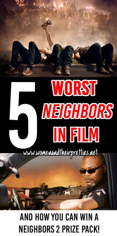 Gets Prize For Worst by The Top 5 Worst Neighbors In Win A Neighbors 2
