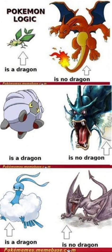 Pokemon Logic Meme - trending pokemon logic meme