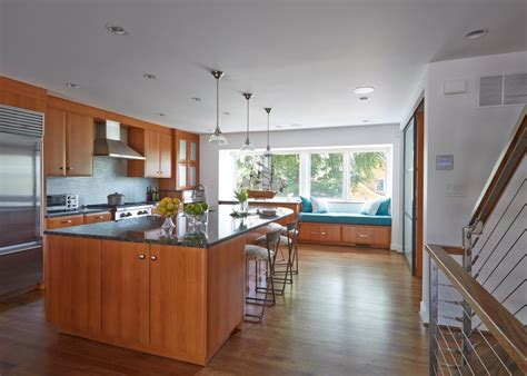 kitchen design trend wood floors hgtv