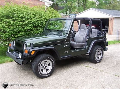 1997 Jeep Wrangler Value 1997 Jeep Wrangler Sport Id 15091