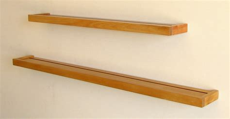 modern floating shelf woodform