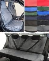 Fiat Doblo Seat Covers Fiat Doblo Seat Covers Semi Tailor Fit Waterproof Seat